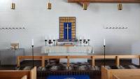 Grönland, Qaqortoq, Kirche