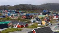 Grönland, Qaqortoq, Ansicht
