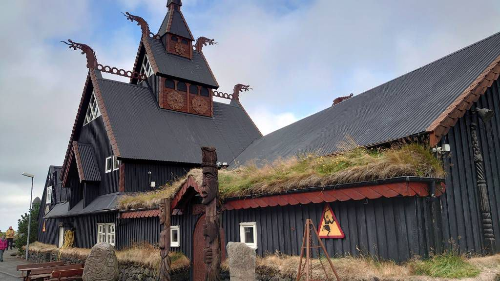 Island, Hafnarfjörður, Viking Village Fjörukrain