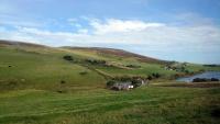 Orkney Inseln, Mainland, Landschaft nahe Finstown