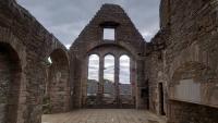 Orkney Inseln, Kirkwall, Palast des Earl
