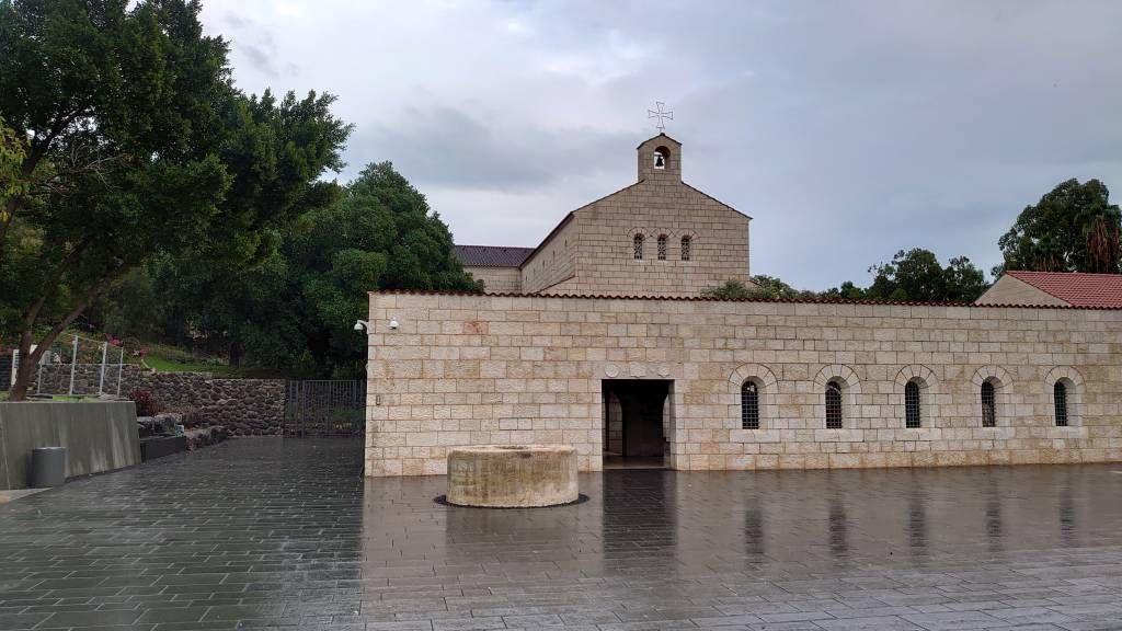 Tabgha, Brotvermehrungskirche