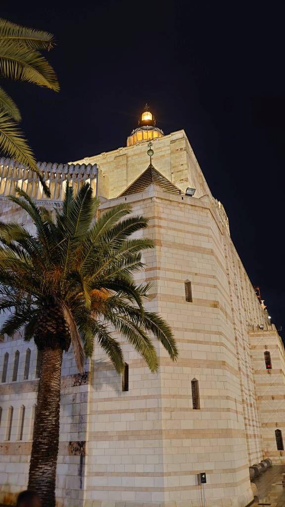 Nazareth, Verkündigungskirche