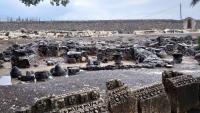 Kafarnaum, Ausgrabung