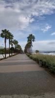 Limassol, Strandpromenade