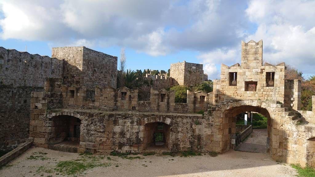 Rhodos, Altstadt, St. Paul's Gate