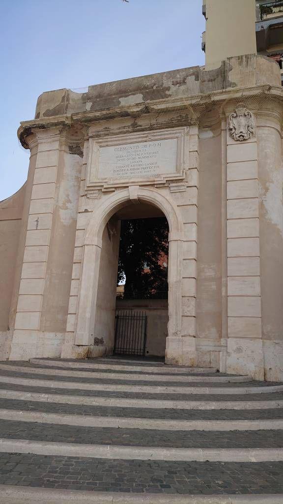 Civitavecchia, Porta Livorno