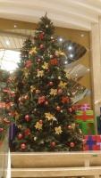 MSC Opera, Weihnachtsbaum