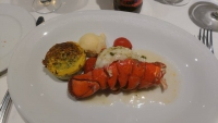 MSC Opera, Lobsterschwanz