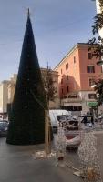 Civitavecchia, Weihnachtsmarkt