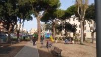 Civitavecchia, Spielplatz