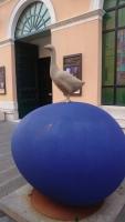 Civitavecchia, Kunstwerk