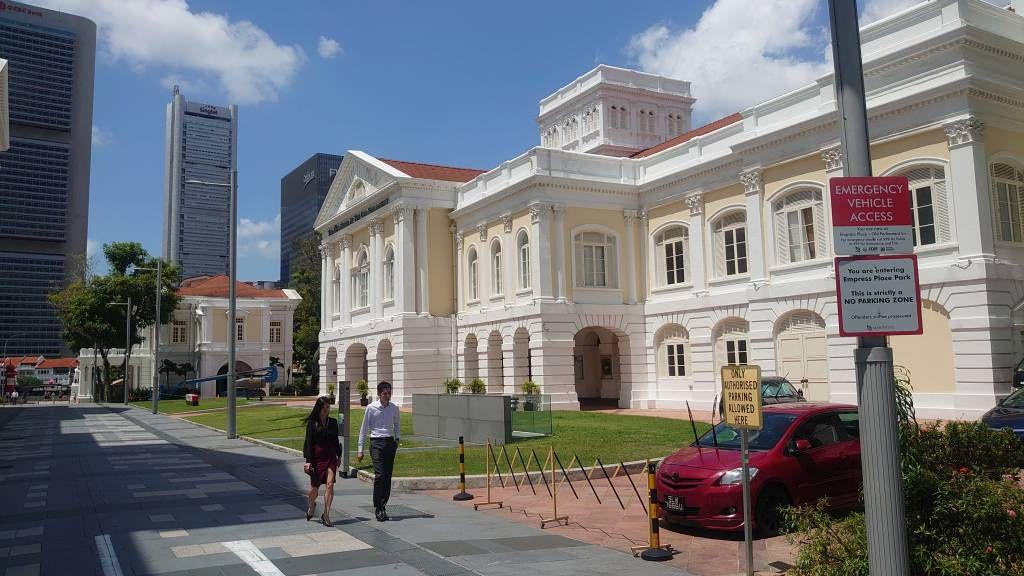 Singapur, altes Parlament