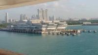 Singapur, Cruise Terminal