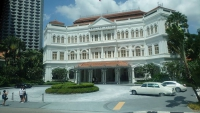 Singapur, The Raffles Hotel