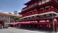 Singapur, China Town