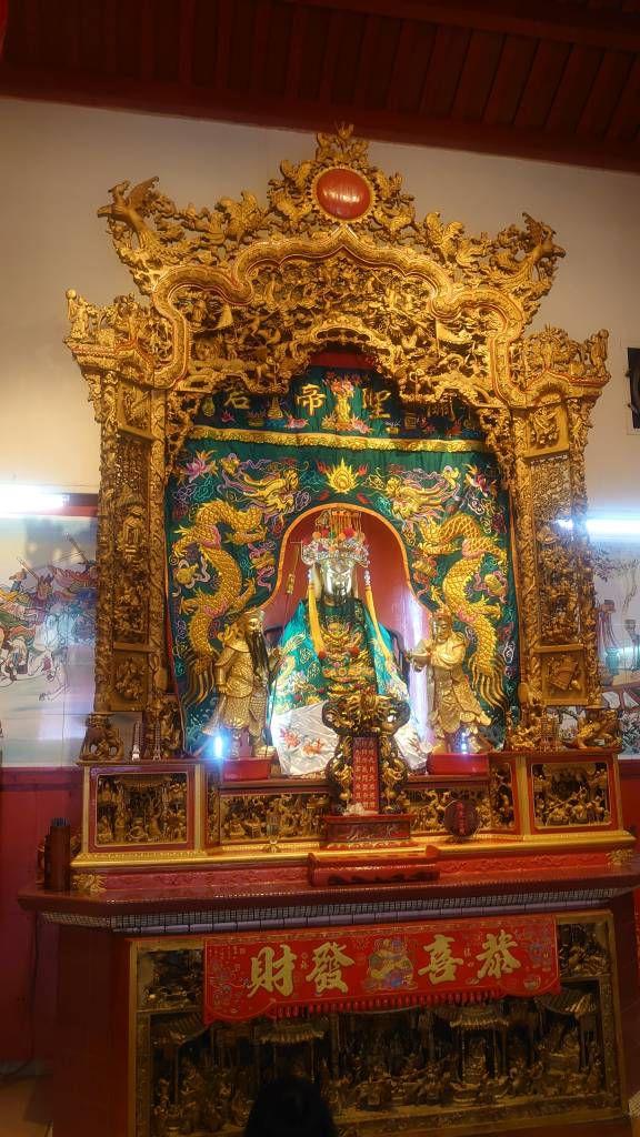 Kuala Lumpur, Chinesischer Tempel