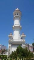 Penang, Georgetown, Minarett