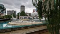 Kuala Lumpur, im Kolonialviertel