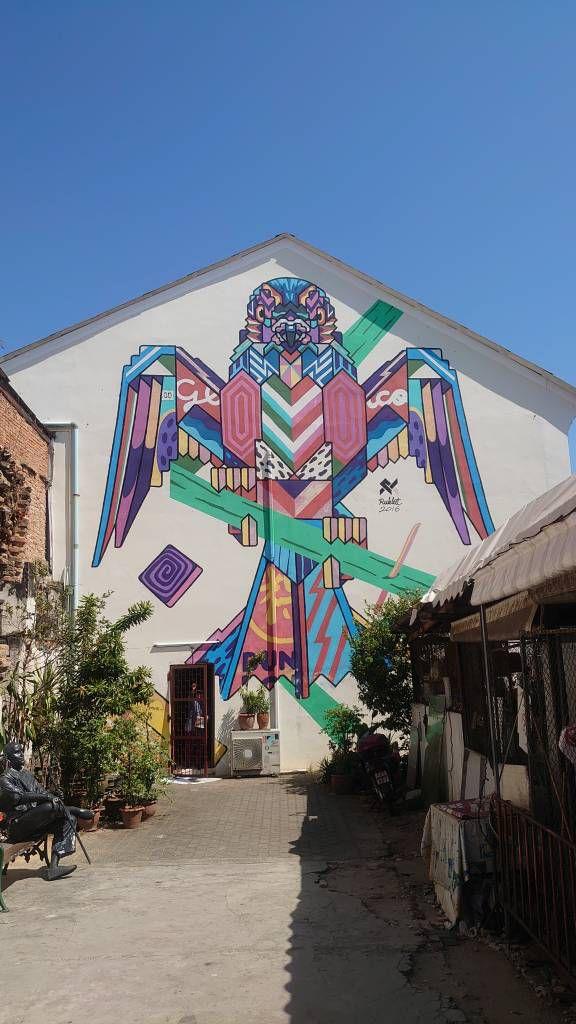 Phuket, Graffiti