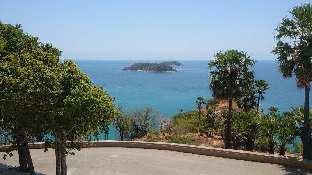Phuket, Promthep Cap, Südspitze der Insel