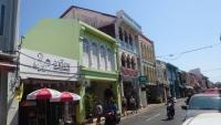 Phuket, Kolonialbauten