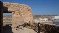 Muskat, im Mutrah Fort
