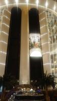 Penang, MSC Splendida, Aufzüge im Rezeptionsbereich