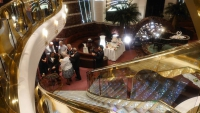 MSC Splendida, Hochzeitsvorbereitungen
