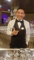 MSC Splendida, Romeo, Barkeeper aus Madagaskar