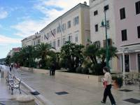 Insel Lošinj, Mali Lošinj, Promenade
