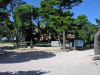 Insel Rab, Suha Punta, Strand Hotel Carolina