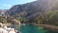 Kroatien, Jablanac, Zavratnica Bucht