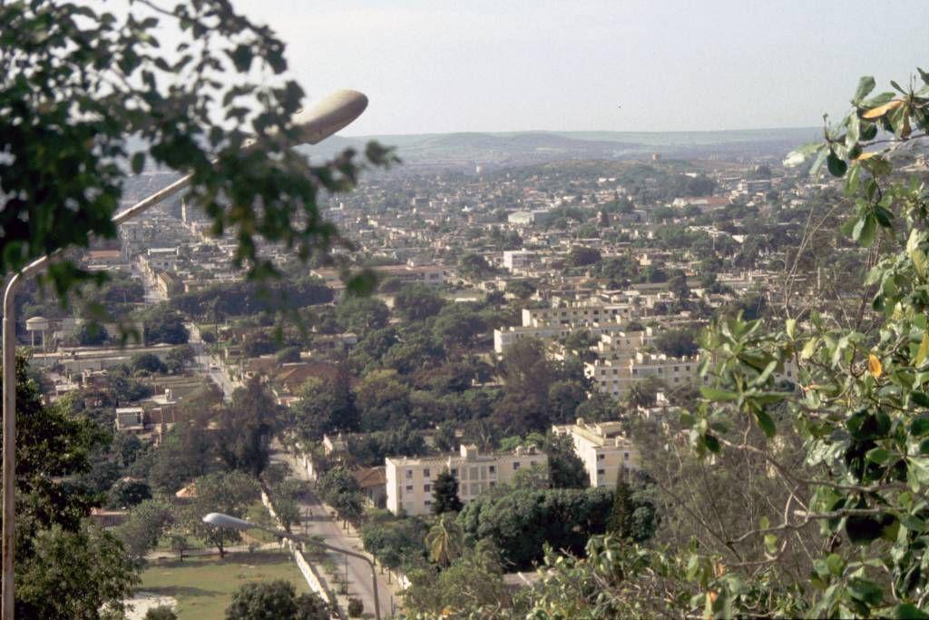 Holguín, La Loma de la Cruz