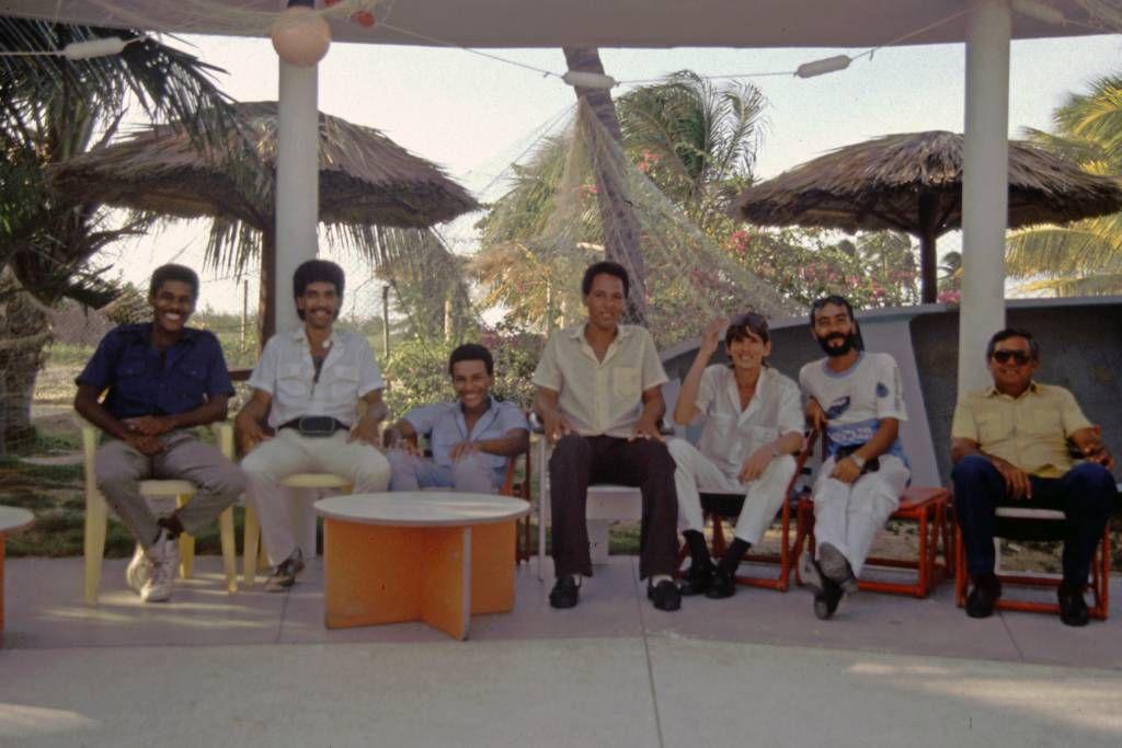 Santa Lucia, Hotel Tararaco, Musikgruppe
