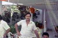 Santa Lucia, Hotel Tararaco, Hoteldirektor