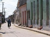 Straßenszene in Camagüey