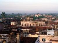 Blick über Camagüey vom Dach des Gran Hotels