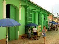 """Gesehen in Trinidad, """"das grünste Grün meines Lebens"""""""