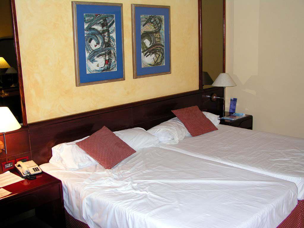 Zimmer des Hotels Meliá Santiago de Cuba