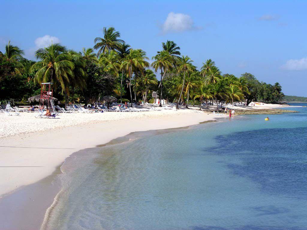 Strand des Hotels Las Brisas Guardalavaca
