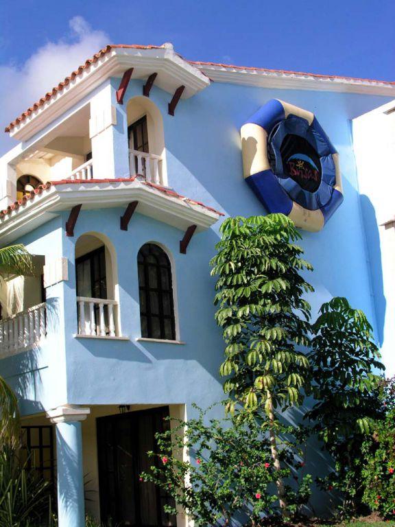 Villas im Hotel Las Brisas Guardalavaca