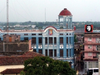 Blick vom Dach des Gran Hotel in Camagüey
