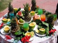 Cocktails im Hotel Las Brisas Guardalavaca