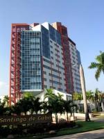 Außenansicht des Hotels Meliá Santiago de Cuba