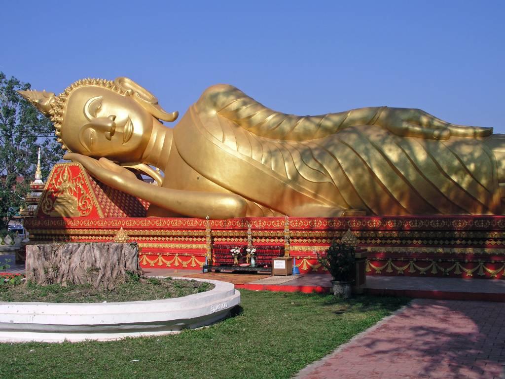 Vientiane, Ban That-Louang