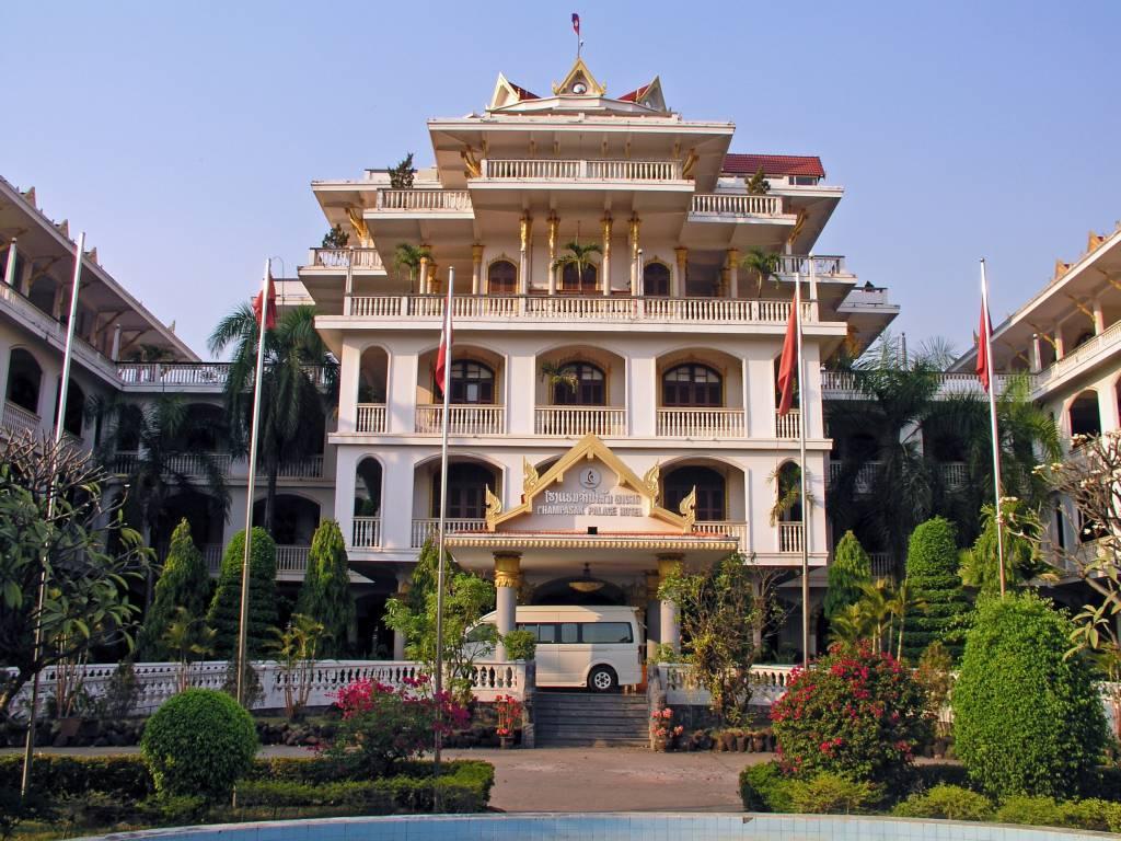 Pakse, Champasak Palace Hotel