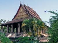 Vientiane, Ho Phra Keo Tempel