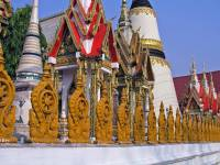 Pakse, Luang Tempel