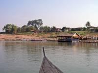 Ban Dondou, Ankunft zurück von Ban Vangxay